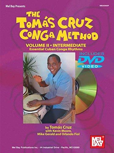 Toms Cruz Conga Method Volume II: 2