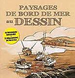 echange, troc Editions ESI - Paysage de bord de mer au dessin