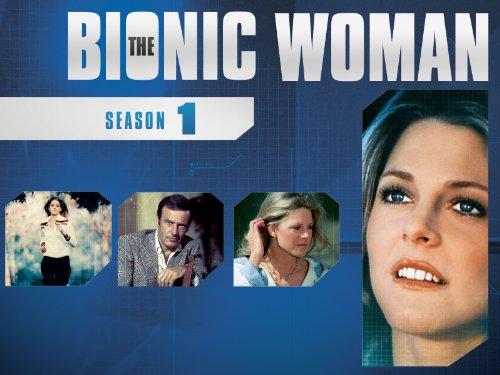 Amazon.com: The Bionic Woman (Classic) Season 1: Lindsay ...