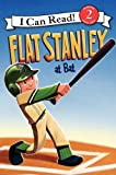Flat Stanley at Bat (I Can Read Book 2)