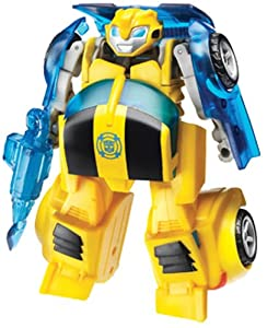 Transformers - A6569E240 - Figurine - Cinéma - Rescue Bot - Bumblebee - Exclusive Web