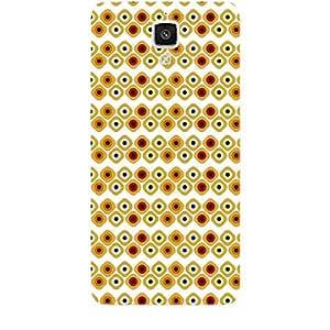 Skin4Gadgets ABSTRACT PATTERN 273 Phone Skin STICKER for XIAOMI MI 4