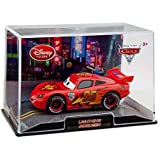Disney Pixar Cars Exclusive 1:48 Die Cast Car Lightning McQueen - Véhicule Miniature - Voiture