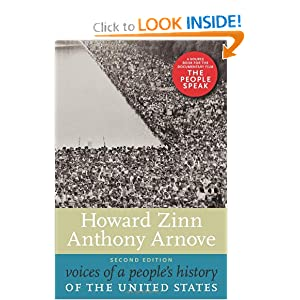 Voices of a People's History of the United States by Howard Zinn and Anthony Arnove