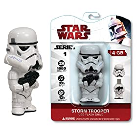 Star Wars 4G USB Drive