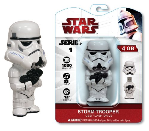 Star Wars 4 Gig USB Drive - Storm Trooper