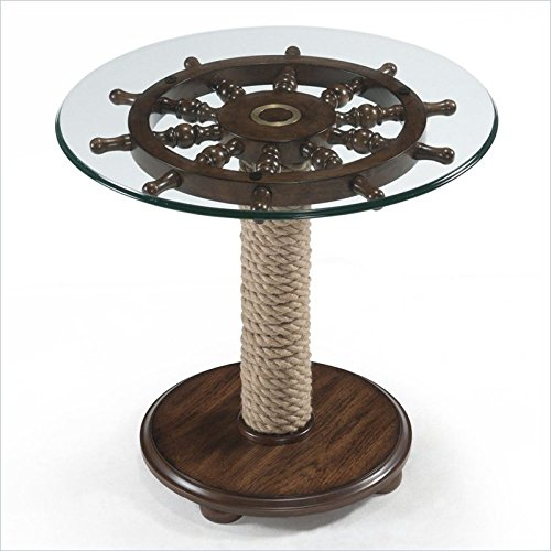 Magnussen Beaufort Accent Table In Dark Oak