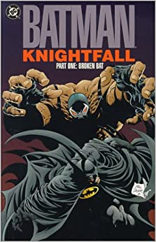 Amazon.com: Batman: Knightfall Part One: Broken Bat (9781563891427): Doug Moench, Chuck Dixon