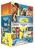 echange, troc L'Âge de Glace 1 - 2 - 3 - Robots - Horton - Coffret 5 DVD + 1 DVD Bonus