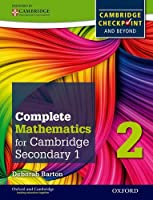 Complete Mathematics for Cambridge Secondary 1 Student Book 2: For Cambridge Checkpoint and beyond