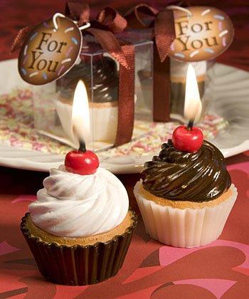 Cupcake Candles: Adorable