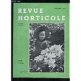 LA REVUE HORTICOLE 1951 N° 2184 - Chronique horticole Des ancêtres de nos Tulipiers de Virginie, par J. HEBERTDE...
