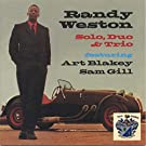 Solo, Duo and Trio