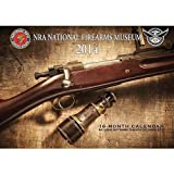 NRA National Firearms Museum 2014 Deluxe Wall Calendar
