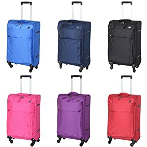 "JAM Voyager 19"" 24"" 28"" Super Light Trolley Case Wheeled Travel Suitcase Luggage from JAM"