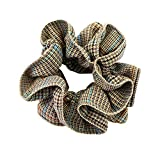 RoseHair 00102 Scrunchy for Ponytail (Gray)