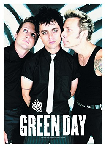 Merchandise ufficiale Poster bandiera Green Day