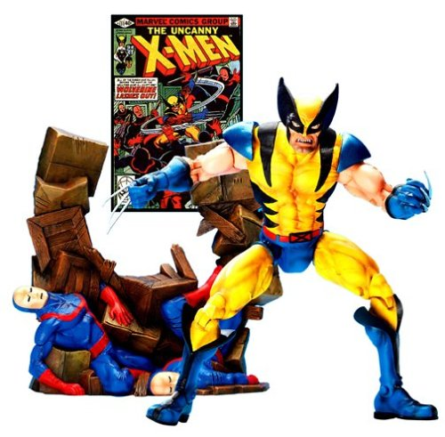 : Marvel Legends Wolverine Series III Action Figure