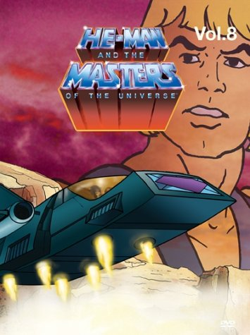 He-Man and the Masters of the Universe, Vol. 08 (2 DVDs)