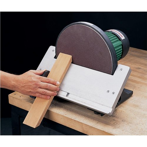 Grizzly G7297 12″ Disc Sander