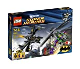 LEGO Super Heroes 6863: Batwing Battle Over Gotham