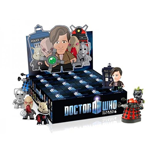 Titan Doctor Who Series 2 Random Vinyl Figure - 1