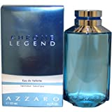Chrome Legend by Azzaro For Men. Eau De Toilette Spray 4.2-Ounces