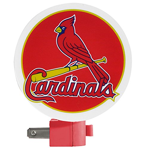 MLB St. Louis Cardinals Night Light - 1