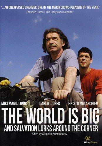DVD : World Is Big & Salvation Lurks Around The Corner