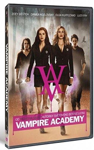 Vampire academy (Vampire academy) (Versión checa)