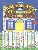 img - for Home Education Curriculum: Grade 1 book / textbook / text book