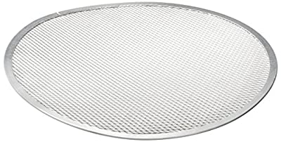 "Adcraft PZ-18716 16"" OD, Aluminum Pizza Screen"