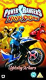 Power Rangers Ninja Storm: Lightning Strikers [VHS]