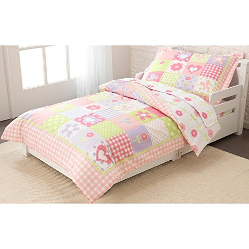 KidKraft Dollhouse Cottage Toddler Bedding - 77008 - 1