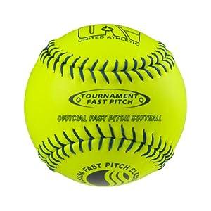 Buy Champro Usssa Fast Pitch Tournament Softballs 1 Dozen by Champro Sports