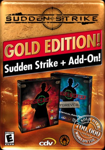 Buy Sudden Strike Gold Edition - PCB00006AE3L Filter