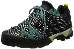 Adidas Terrex Scope GTX - Chaussures running homme - noir/vert (Taille: 42) chaussures sport
