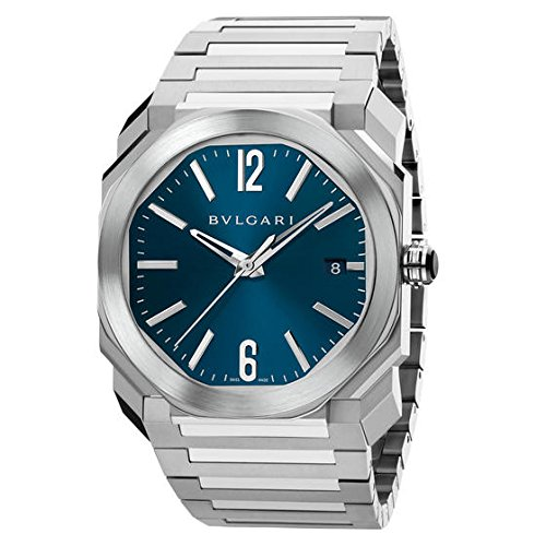 Bulgari Octo Automatic 38mm Mens Watch BGO38C3SSD