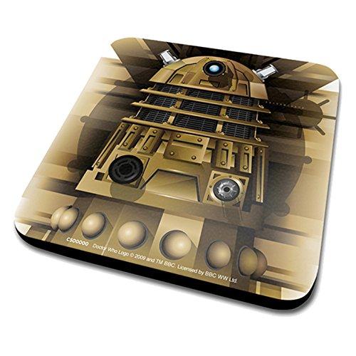 Doctor Who-Dalek-Sottobicchiere con scritta