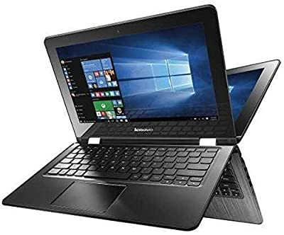 "Lenovo Flex 3 11.6"" TouchScreen 2-in-1 Laptop PC - Intel Celeron processor 4GB DDR3L / 500GB HD / HD Webcam / WLAN 802.11b/g/n / Bluetooth 4.0 / Windows 10"