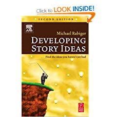Image: Cover of Developing Story Ideas