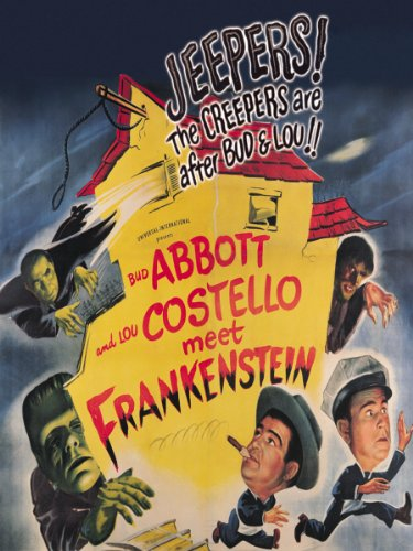 abbott costello meet frankenstein dvd