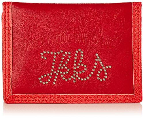 IKKS Portamonete, rosso (Rosso) - I4RLO-PFE-RG
