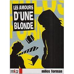 Les amours d'une blonde - Milos Forman