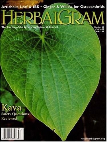 Herbalgram : Quarterly Journal of the American Botanical Cou
