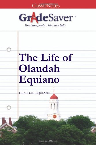 the life of olaudah equiano essays gradesaver the life of olaudah equiano olaudah equiano