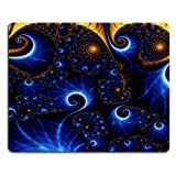 Pattern Abstract Picture Mouse Pads Customized Made to Order Support Ready 9 7/8 Inch (250mm) X 7 7/8 Inch (200mm) X 1/16 Inch (2mm) High Quality Eco Friendly Cloth with Neoprene Rubber Liil Mouse Pad Desktop Mousepad Laptop Mousepads Comfortable Computer Mouse Mat Cute Gaming Mouse_pad