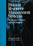 img - for Human Resource Management Systems: Strategies, Tactics, and Techniques book / textbook / text book