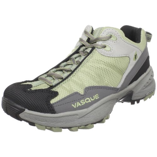 Vasque Women's Velocity Trail Running Shoe,Lichen/Ash,7 W US
