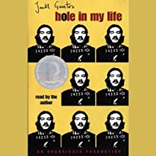 Hole in My Life (       UNABRIDGED) by Jack Gantos Narrated by Jack Gantos